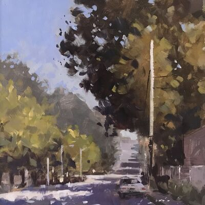 Jim Bensman, 'Albany Hill', 2019