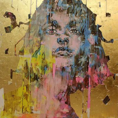 Marco Grassi/Grama, 'Di Gold experience n. 379', 2018