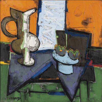 Claude Venard, 'Le vase'