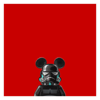 Dale May, 'Mickey Mouse Trooper', 2012