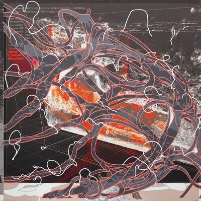 Zhong Wei, 'Cover 2021316', 2021