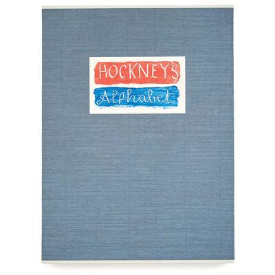David Hockney, 'Hockney's Alphabet', 1991