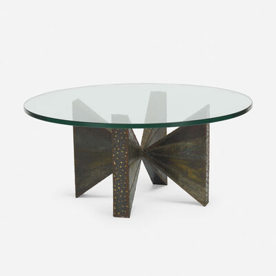 Paul Evans, 'coffee table', 1967