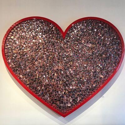 David Datuna, 'Heart', 2017