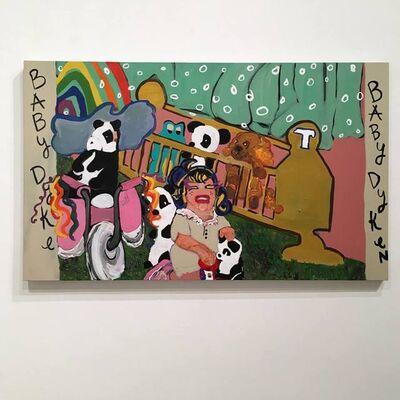 Tania Alvarez, 'Baby Dyke', 2018
