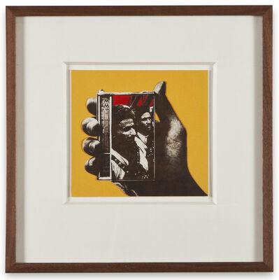 Wallace Berman, 'Untitled #123', 1964-1976