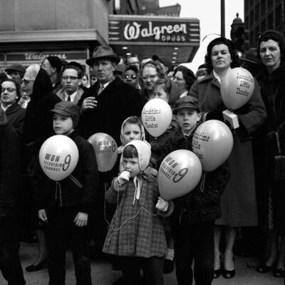 Vivian Maier, 'Chicago, IL', c.1950s