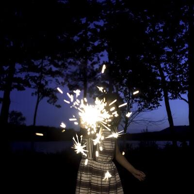 Cig Harvey, 'Sparks', 2016