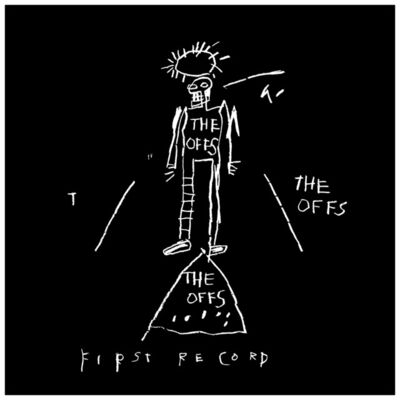 Jean-Michel Basquiat, 'The Offs Album Cover, by Jean-Michel Basquiat', 1984