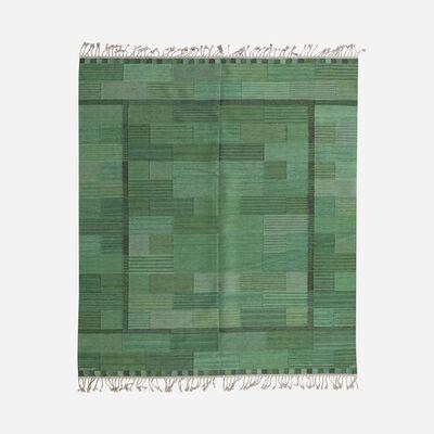 Marianne Richter, 'Fasad Flatweave Carpet', 1963
