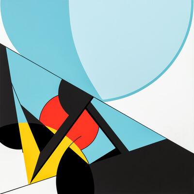 Serge Alain Nitegeka, 'Colour & Form LXXII', 2018
