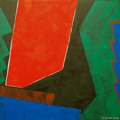 Willem de Looper, 'Color Music #8', 1997