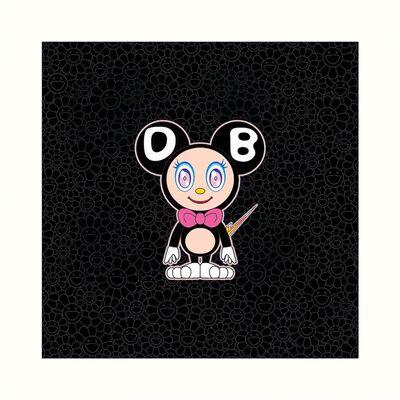 Takashi Murakami, 'DOB 2020 BLACK', 2020