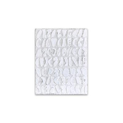 Kim Fonder, 'Etnografica Linea Bianco Perla I', 2020