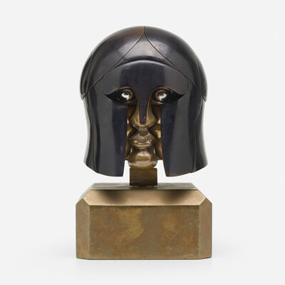 Miguel Berrocal, 'Hoplita', 1981-82