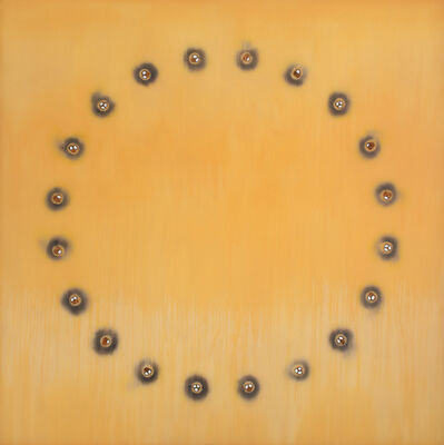 Mayme Kratz, 'Circle Dream 80', 2020