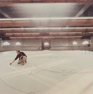 """Luigi Ghirri, 'Reggio Emilia from the series """"I Teatri di Reggio Emilia""""', 1991"""