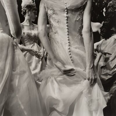 Larry Fink, 'Paris Spring Fashion, Christian Lacroix', 1998