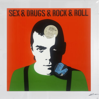 Keith Haynes, 'Ian - Sex and Drugs', N/A