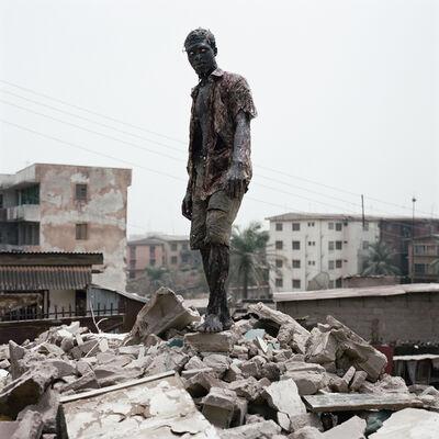 Pieter Hugo, 'Mr Enblo.Enugu, Nigeria', 2008