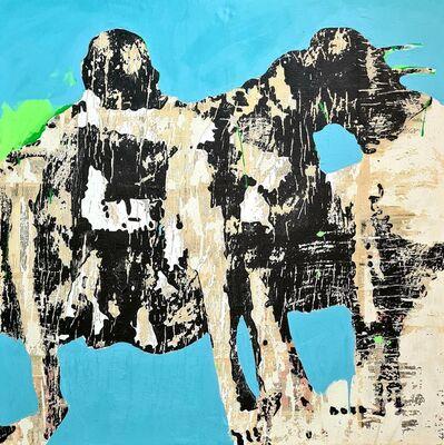Armand Boua, 'Bacroman (des jeunes en dormir)', 2020