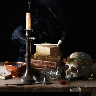 Paulette Tavormina, 'Vanitas IV, Dreams, After A.C.', 2015