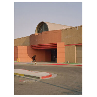 Phil Donohue, 'Indio Fashion Mall', 2018