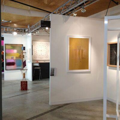 The Flat - Massimo Carasi at VOLTA11 Basel 2015, installation view
