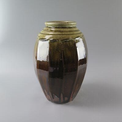 Richard Batterham, 'Large Cut Lily Jar', 2019