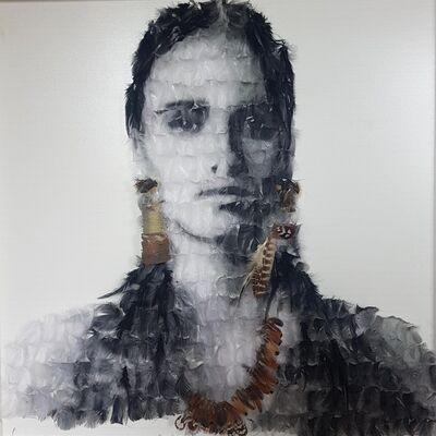 Marie-Ange Daudé, 'Kateya', 2019