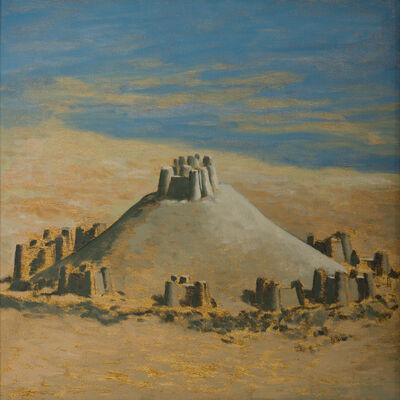 David Inshaw, 'Sandcastle', 2016