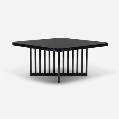 Richard Meier, 'dining table, model 865T', 1982