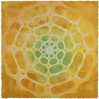Katherine Warinner, 'Radial Geometry #17', 2018