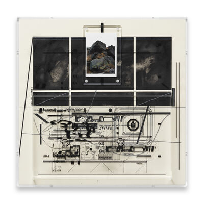 Hiroki Tsukuda, 'The Plan 12', 2019