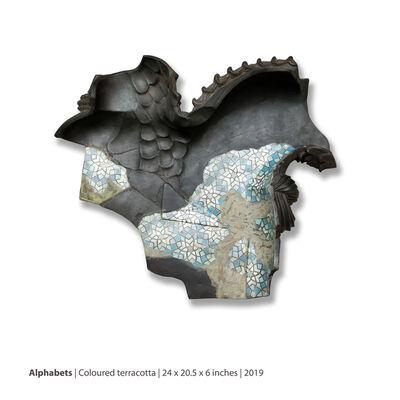 Manjunath Kamath, 'Alphabets', ca. 2019