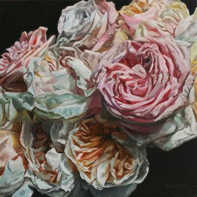 Robert Lemay, 'Cascading Rose Study', 2021