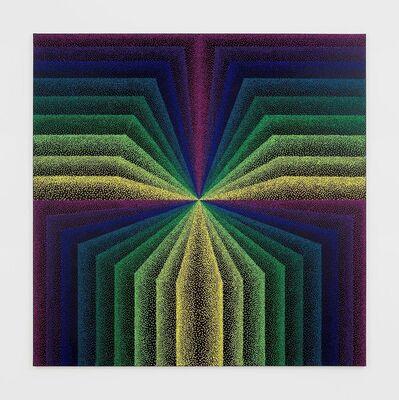 Julio Le Parc, 'Alchimie 369', 2017