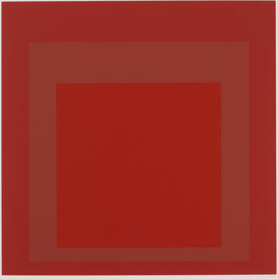 Josef Albers, 'SP V', 1967