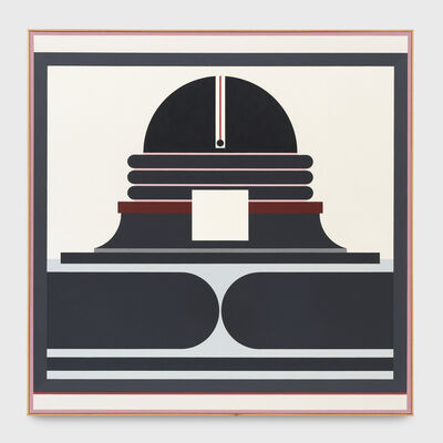 Léon Wuidar, 'Tige, 20 Julliet 77', 1977
