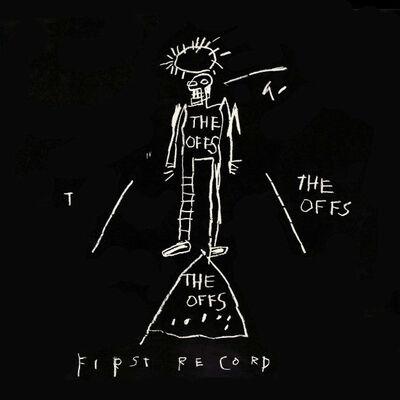 Jean-Michel Basquiat, 'The Offs First Record 1984', ca. 2000