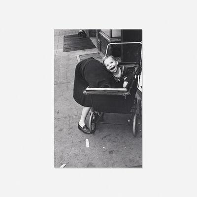 Helen Levitt, 'New York', c. 1942