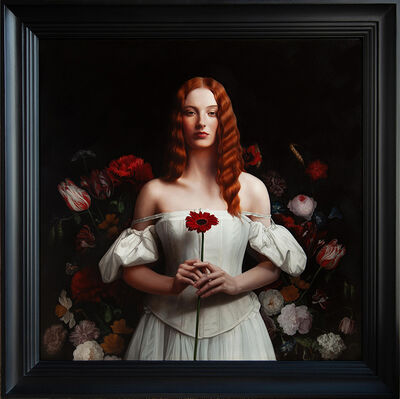 Mary Jane Ansell, 'Asterales', 2021