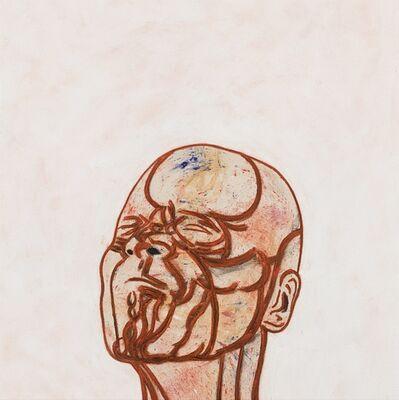 Tony Bevan, 'Self Portrait (PC1214)', 2012