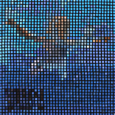 Georges Monfils, 'Pixel Remaster Series: Nirvana ', GFA1125
