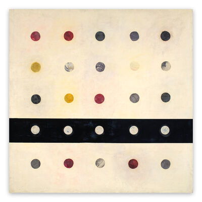 Tracey Adams, '(r) evolution 51 (Abstract painting)', 2021