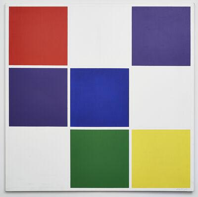Waldo Balart, 'Proposición: Módulo ', 1988
