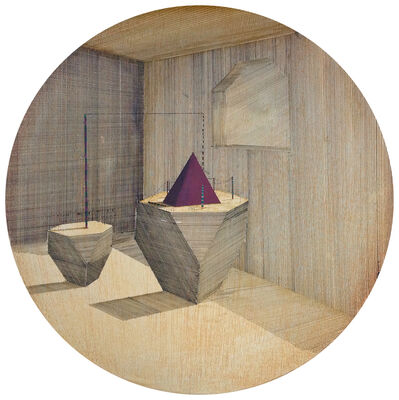 Joella Wheatley, 'Between Two Modes', 2014