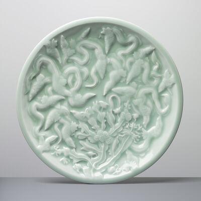 Roger Law, 'Eels and Seaweed ', 2017