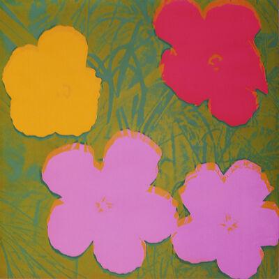 Andy Warhol, 'Flowers, II.68', 1970