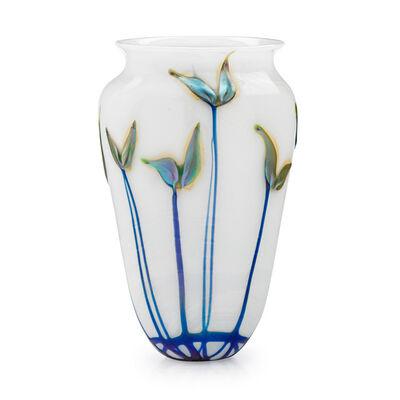 Charles Lotton, 'Vase with flowers, Crete, IL', 1979